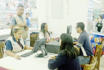 Sacan y renuevan licencias de conducir en El Express