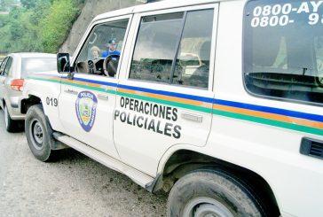 Detenidos cinco efectivos de Policarrizal