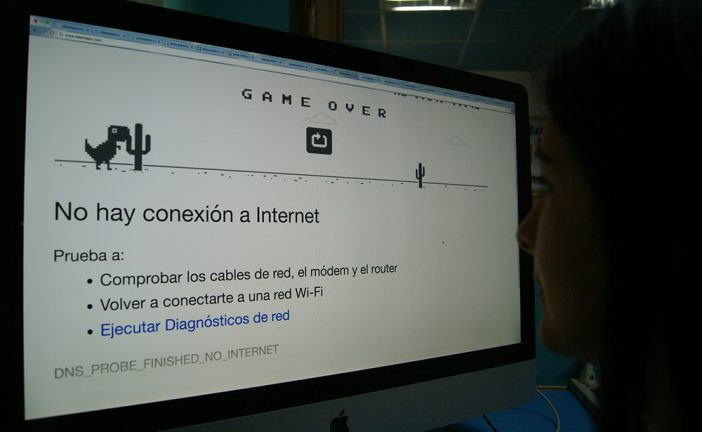 Fallas en servicio de internet colapsaron comercios de los Altos