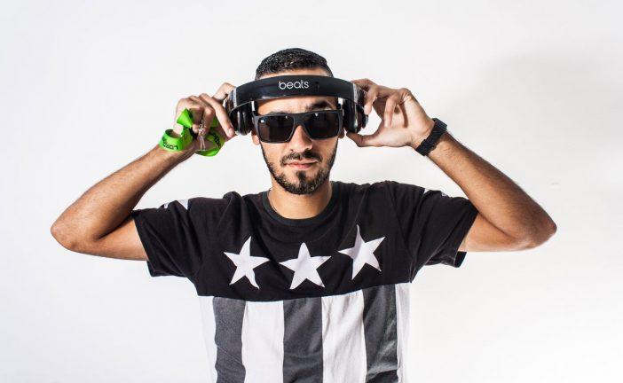 Héctor Urbina, un DJ que  se posiciona en los Altos