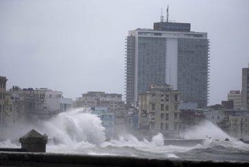 Irma arrasa en zona de cayos a su paso por Cuba