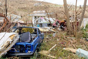 """Varias islas caribeñas fueron declaradas como """"no aptas para vivir"""""""
