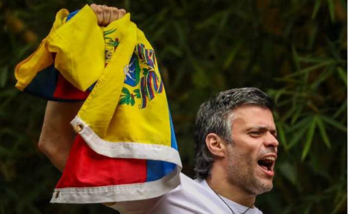 """Leopoldo López a Maduro: """"Sabes que no he asistido a ninguna reunión"""""""