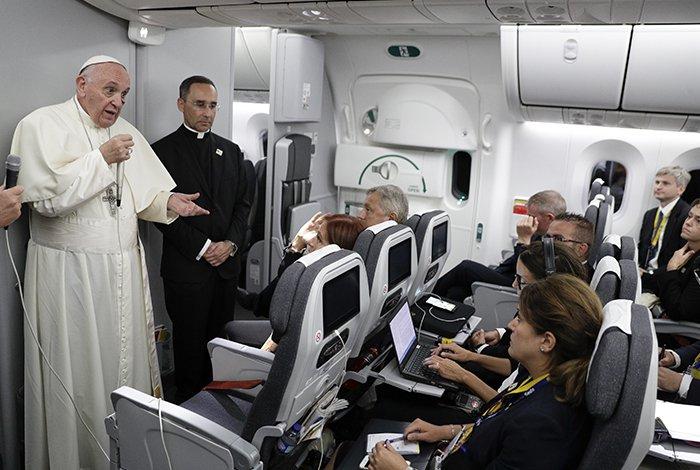 """El Papa pide que la ONU """"ayude"""" a Venezuela"""