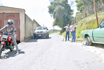 Habitantes de Barrio Miranda  amenazan con trancar calles