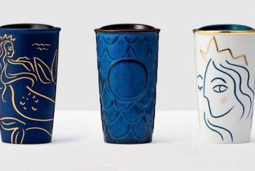 Starbucks celebra su 46º aniversario con una elegante colección de tazas