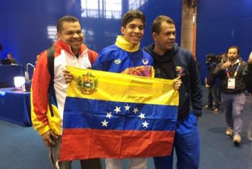 Ender Medina le da oro a Venezuela en los Suramericanos de la Juventud