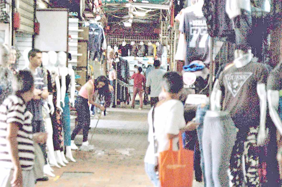 Comerciantes esperan más apoyo de cuerpos de seguridad