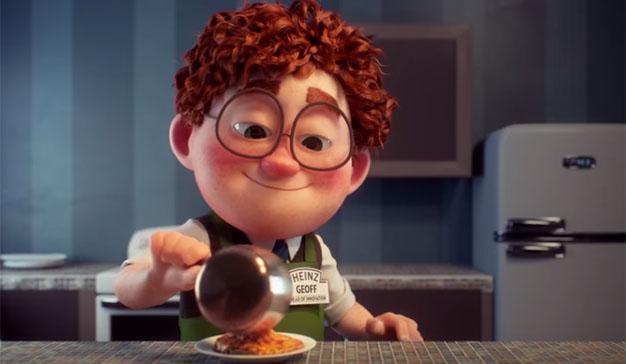 """Heinz demuestra en este """"pixariano"""" spot que contenido y publicidad son la pareja perfecta"""