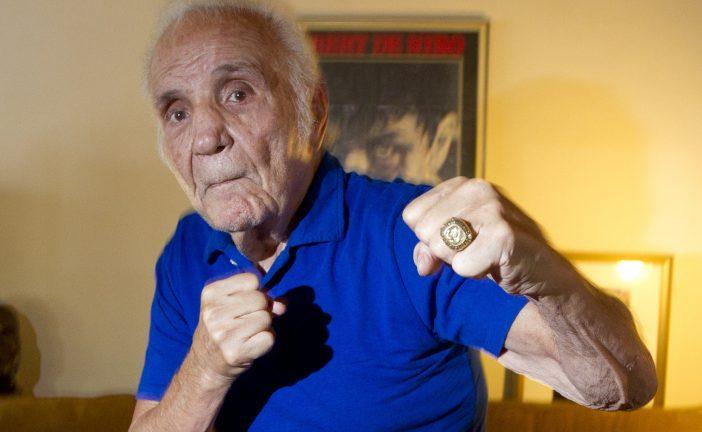 """Boxeador """"Toro Salvaje"""" Jake LaMotta murió a los 95 años"""