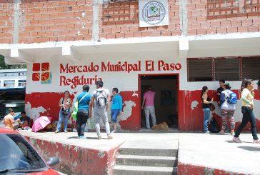 Bululú en el Mercado Municipal por sobreprecio en harina de maíz