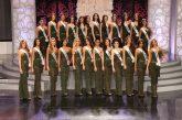 Las 24 candidatas al Miss Venezuela 2017 ya tienen sus bandas