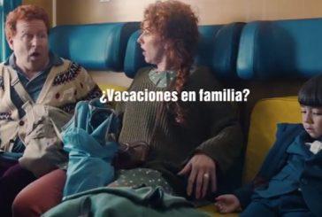 Sixt plasma con humor el estrés de las vacaciones en familia en su nueva campaña