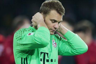Neuer se vuelve a lesionar y estará de baja hasta enero del 2018