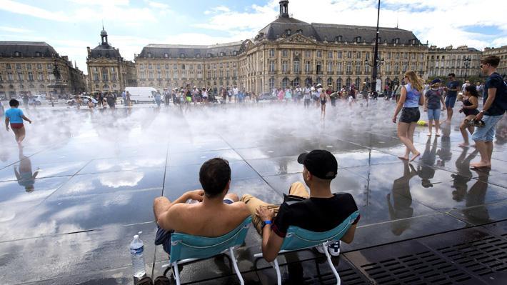 Onda de calor 'Lucifer' mantiene a Europa en alerta roja