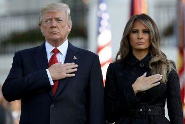 Trump guardó un minuto de silencio en la Casa Blanca por víctimas del 11-S