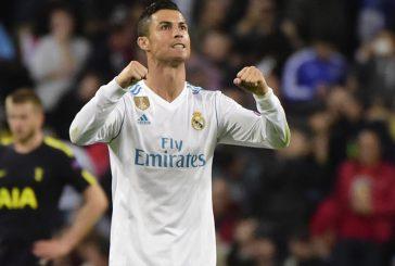 Madrid y Tottenham quedaron tablas
