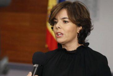 """Gobierno español acusa a Puigdemont de vivir """"fuera de la ley"""""""