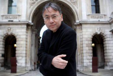 Kazuo Ishiguro, autor de 'Lo que queda del día', premio Nobel de Literatura