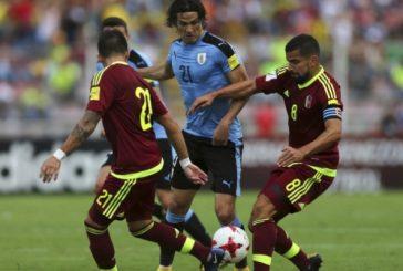 Valioso empate: La Vinotinto desarmó a una nerviosa Uruguay
