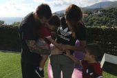 Lionel Messi y Antonella Roccuzzo esperan su tercer hijo