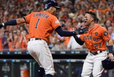 Correa y Altuve: el binomio de oro de Astros