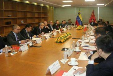 Venezuela y China evaluaron desarrollo de proyectos energéticos