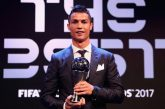 Cristiano Ronaldo vuelve a ser The Best