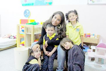 Ser educadora siempre fue  la convicción de Paolina Silva