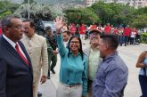 Delcy Rodríguez a gobernadores de oposición: Los esperamos para que presten juramento