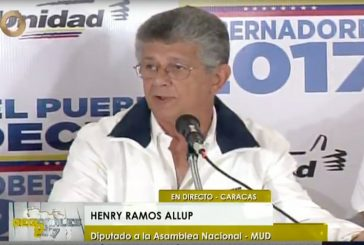 """MUD empieza a denunciar """"Operación Morrocoy"""""""