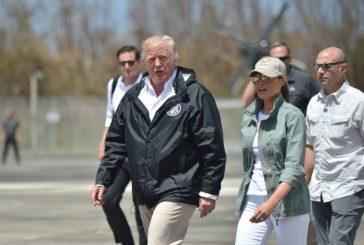 Puerto Rico rechazó visita tardía de Donald Trump