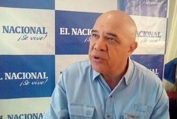 Jesús Torrealba advirtió sobre irregulirades en las elecciones regionales