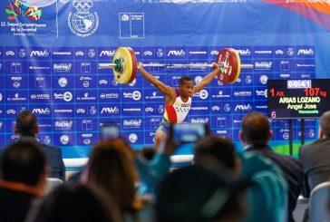 Venezuela acumula 43 medallas en Suramericanos de la Juventud