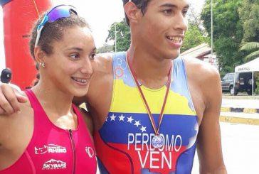 Venezuela definió selección de Triatlón para Juegos Bolivarianos Santa Marta 2017