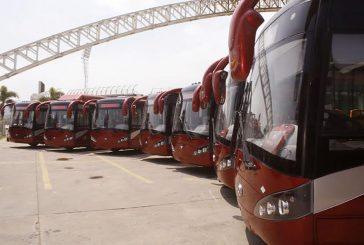 Gran Misión Transporte activó 304 autobuses Yutong