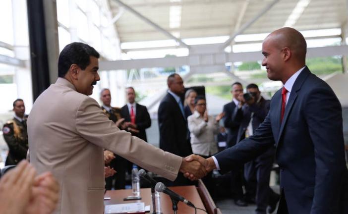 Presidente Maduro: Que hayamos ganado Miranda es una noticia mundial