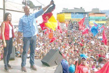 Héctor Rodríguez cierra hoy campaña en Los Teques