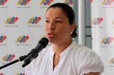 Tania D' Amelio afirmó que oposición no ha impugnado resultados de elecciones regionales