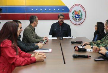 Maduro: Proceso electoral ha sido un éxito