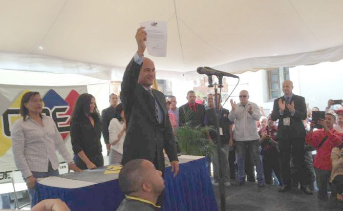 Gobernador Héctor Rodríguez se reunirá el viernes con alcaldes de Miranda