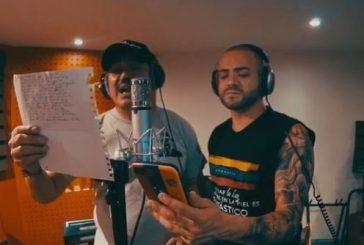 Nacho y Luis Silva muestran adelanto de su nuevo tema
