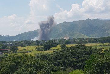 Fuerte explosión en sede de Cavim causó alarma en Maracay