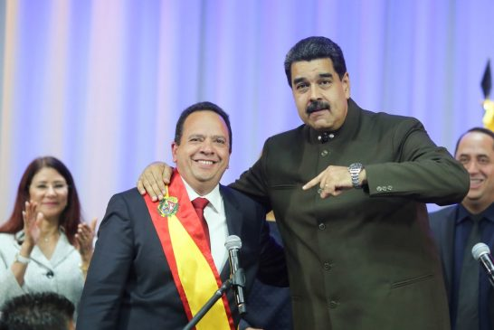 Presidente Maduro: Quien no se juramente ante la ANC no podrá tomar su cargo