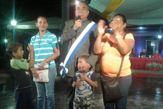 Designado gobernador de Bolívar, Justo Noguera, presidente de la CVG y Sidor