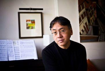 El británico Kazuo Ishiguro recibió Nobel de Literatura 2017