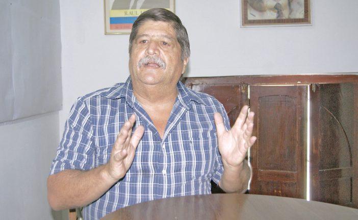 Raúl Pagés, excalde y secretario general de AD