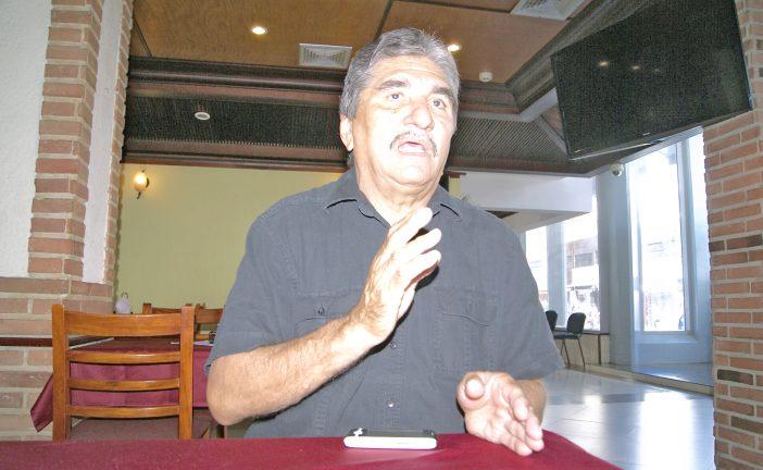 Raúl Salmerón, exalcalde y director de Seguridad y Defensa del PSUV