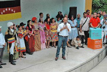 Rodríguez les tiende la mano a cultores