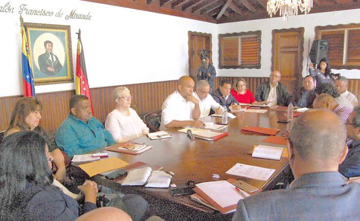 Decretan reestructuración de la Gobernación de Miranda